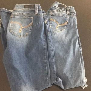 Two YMI Jeans